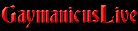 GAYMANICUS Live Muscle Cams Logo