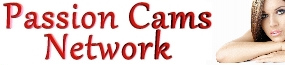 Passion Cams Network - Live Adult Webcam Chat 24/7 - Free Trial Logo