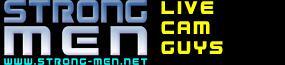Strong Men Live Gay Webcams Logo