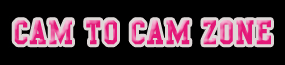 Cam To Cam Zone | Free Cam to Cam Chat Rooms | Free Adult Cam to Cam Logo