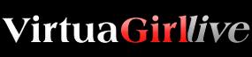 VirtuaGirl Live Logo