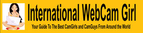 International Webcam Girl  Live Sex Cams Logo