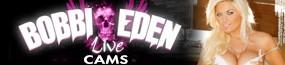 Bobbi Eden Cams Logo