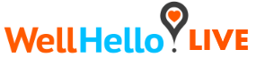 WellHello Live Logo