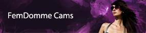 Live FemDom Cam Shows Logo