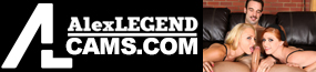 alex legend cams  Logo