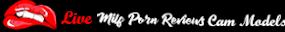 LiveMilfPornReviews - Over 1,000 cam models - Live Sex Shows - Phone Sex - Free 120 Credits Logo