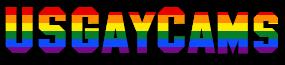 US Gay Cams, 120 free credits to chat Logo