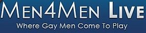 Men 4 Men Live Gay Web Cams Logo