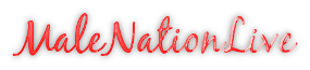 MALE NATION LIVE Logo