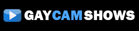 Gay Cam Shows - Live Webcams and Gay Video Chat Logo