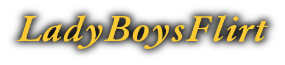 Lady Boys Flirt Logo
