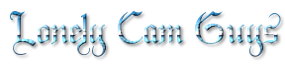 Lonely Cam Guys - FREE webcam guys, live cam guys Logo