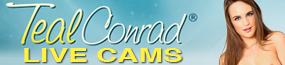 Teal Conrad - Live on Cam! Logo
