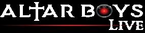 Altar Boys Live Logo