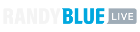 Randy Blue Live Logo
