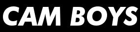 Cam Boys - Gay Cam Boys Live Logo