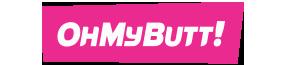 OhMyButt Live Gay Cams  Logo