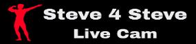Steve 4 Steve Live Cam Logo