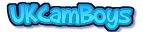 UK Cam Boys, Free 120 Credits Logo