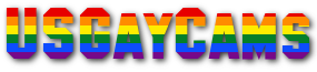 US Gay Cams, 120 free credits to chat Logo
