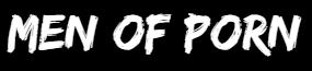 I Love Men of Porn Logo